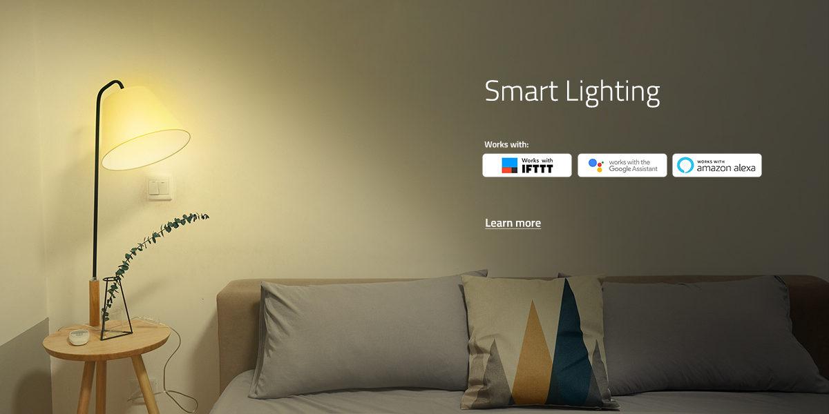 Create a smart home with smart lights