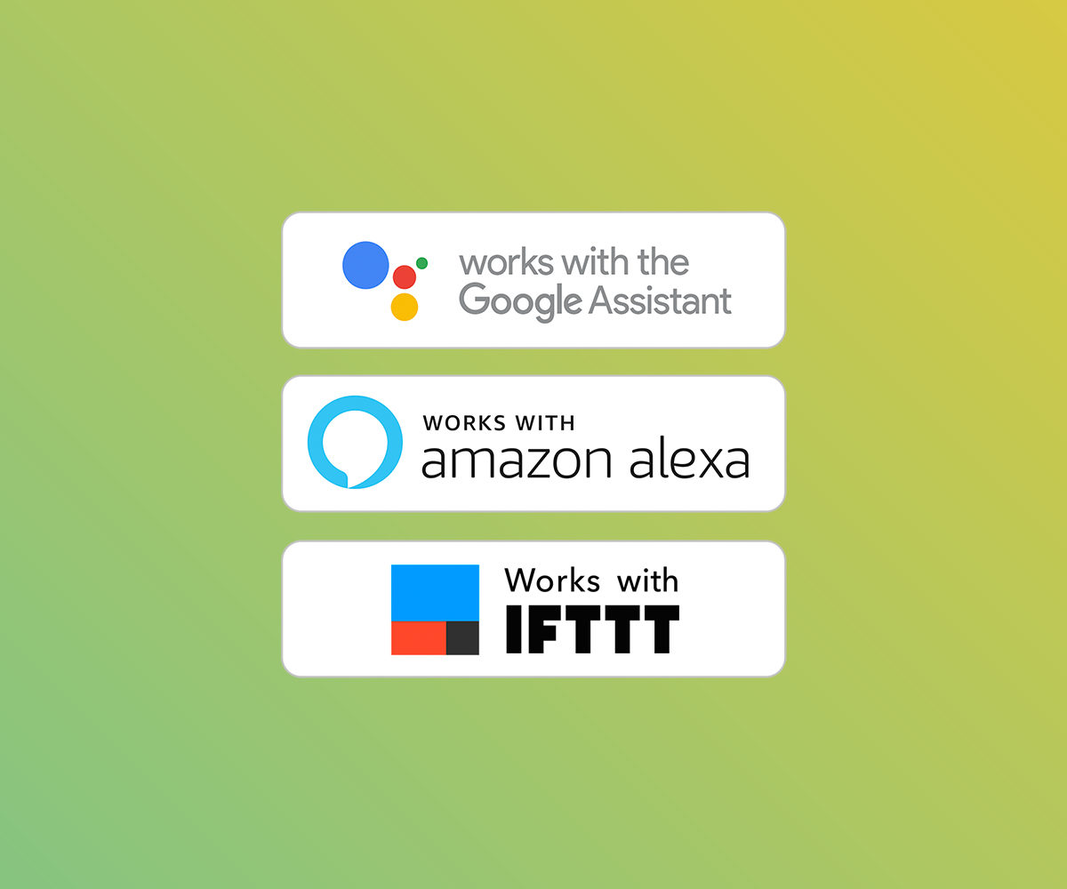 security camera that works with google assitant, amazon alexa, ifttt and tuya