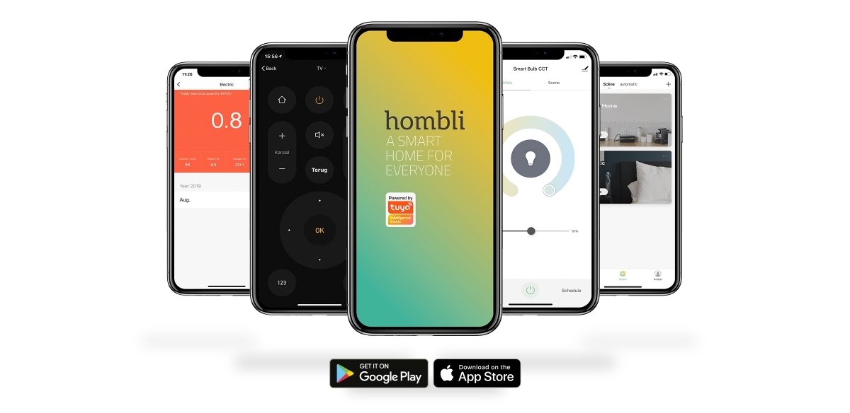 hombli app features