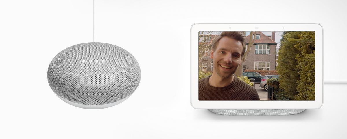 Google Nest Hub smart speakers