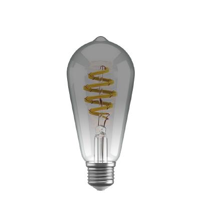 LED Filament Bulb Edison ST64